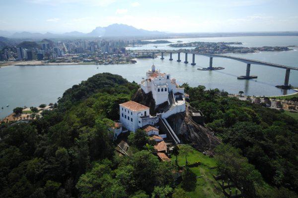 Vila Velha Vitoria Convento da Penha