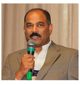 Congresso da Poluição do Ar - Sarav Arunachalam